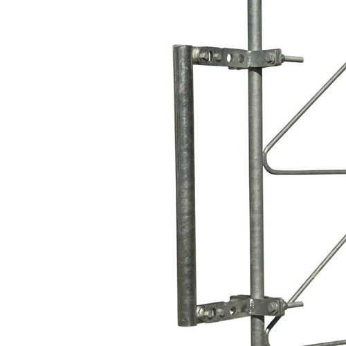 M TOW P Galvanized Steel Tower Mount by Wireless Beehive