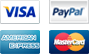 DOMAIN accepts payments from Visa, Discover, American Express and Mastercard