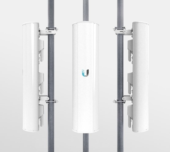 Ap 5ac 90 Hd 5ghz Ac Sector Antenna 3x30 90 Deg By Ubiquiti