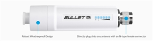B-DB-AC Bullet Dual Band by Ubiquiti