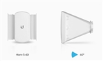 HORN-5-60 airMAX® Horn 5 Series 5GHz 60° Isolation Antenna by Ubiquiti Networks