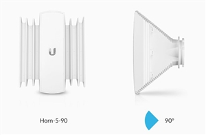 HORN-5-90 airMAX® Horn 5 Series 5GHz 90° Isolation Antenna by Ubiquiti Networks