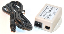 POE Power Supply 12, 18, 24 or 48vDC by Pacific Wx