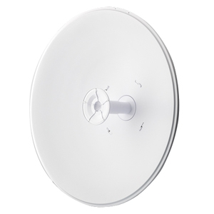 RocketDish Light Weight 5GHz 30dBi dual pol 2' dish by Ubiquiti Networks