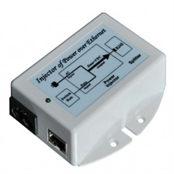 48V 24W POE Power Source w/US Power Cord by Tycon Power Systems