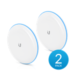 "UBB-US UniFi ""Plug & Play"" Building-to-Building Bridge Kit, 1.7+ Gbps, 60 GHz with 5 GHz Redundancy by Ubiquiti Networks"