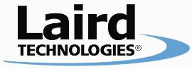 RD2458-5-NM -TriBand 2.4/5.1/5.8GHz Rubber Duck N-Male Indoor Antenna by Laird Technologies